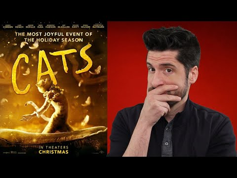 Cats - Movie Review