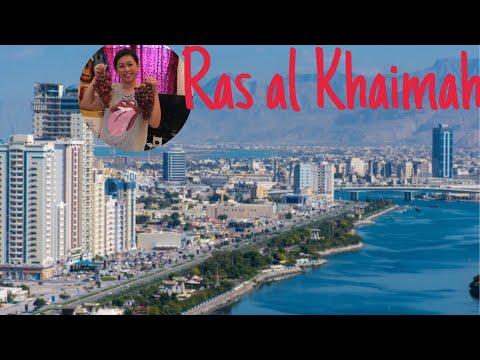 from Iceland Ras al Khaimah going to Dubai | TravelTVlog