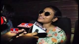 Chiru Daughter Sushmita Face to Face | Khaidi No 150 Movie | HMTV