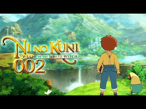 NI NO KUNI [002] 🌟 Das Zweite Land