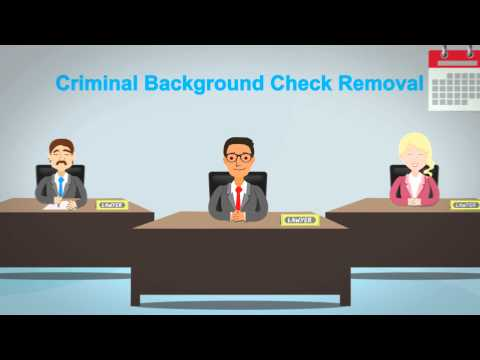 How to Remove Your Record From Background Checks