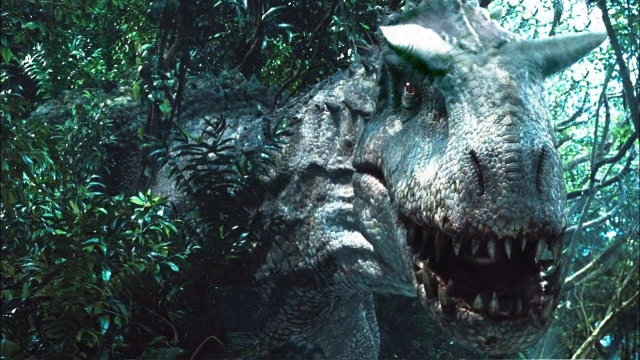 The Missing Carnotaurus Scene Youtube