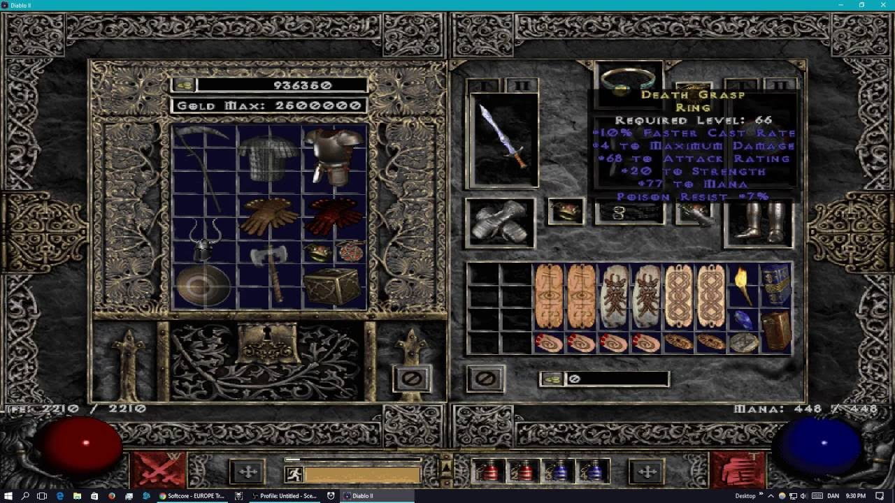 Diablo 2 paladin builds: skills, stats and equipment | yesgamers blog.