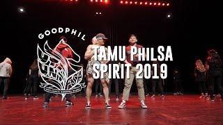[3rd Place] TAMU PhilSA Spirit Dance // Goodphil 2019 [Front Row]