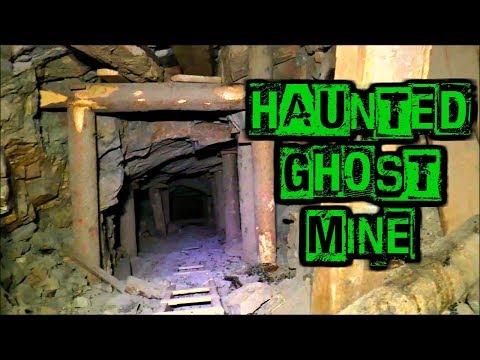 Las Vegas Haunted Mine -Abandoned