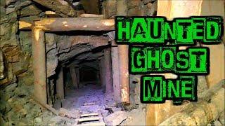 Las Vegas Haunted Mine -Abandoned