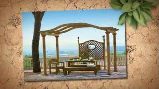 Pergola Designs - Design Your Pergola Easily With This Pergola Plans !