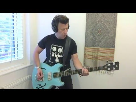 bass cover to lose my life by  White Lies