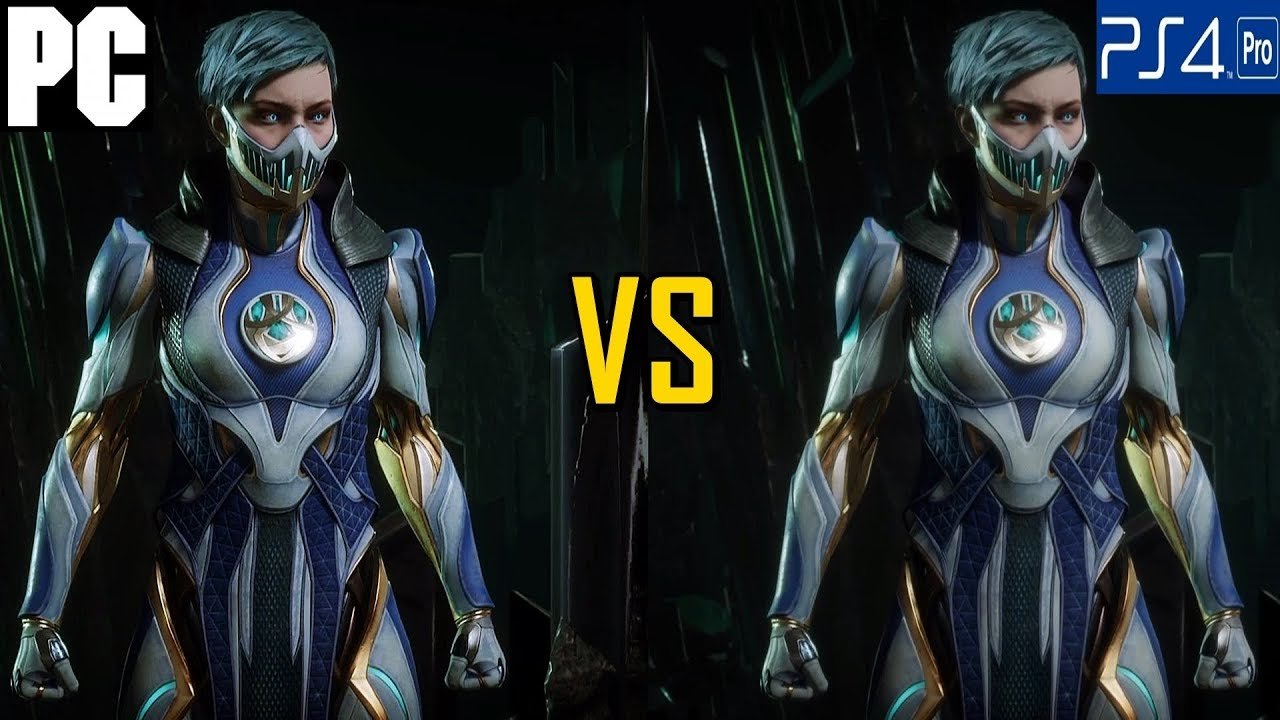 Mortal Kombat 11 Graphics Comparison Pc Vs Ps4 Pro