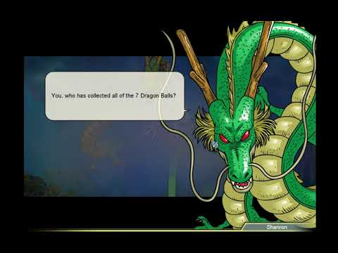 Dragonball Online Global calling shenron