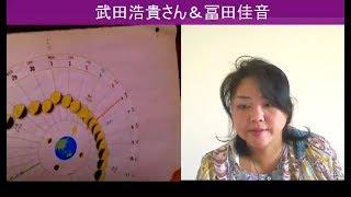 思いやりが世界を変える。日本の象徴は?武田浩貴さん&冨田佳音 [ゲス...