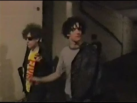 The Jesus and Mary Chain 1989 Feature on Rapido TV