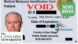 California's medical cannabis card holders were granted extensions due to the pandemic