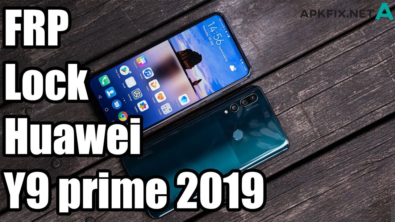 Bypass FRP Google Account Huawei Y9 Prime 2019