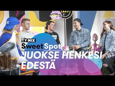 TV Mix SweetSpot - Juokse henkesi edestä  // Jakso 05