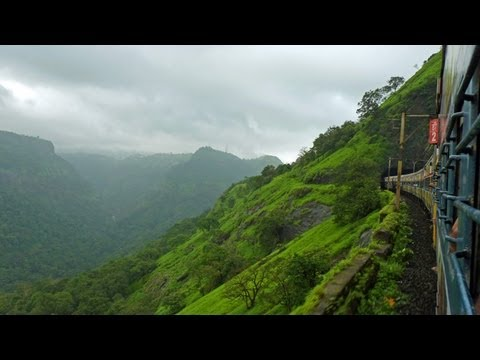 Breathtaking Scenery while travelling from Mumbai to Pune!!