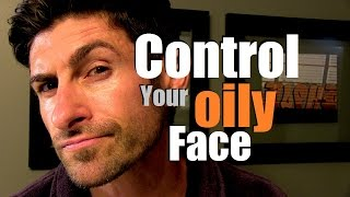 4 Tips To Control Your Oily Face and Reduce Shine | How To Reduce Oil Thumbnail