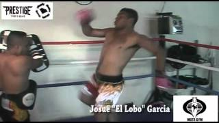 "Josue ""EL Lobo"" Garcia Mota Gym Prestige Sportwear"