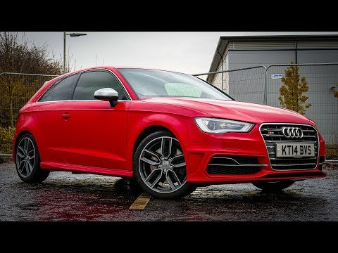 MY *STAGE 1* AUDI S3! IS IT BETTER THAN A GOLF R?!