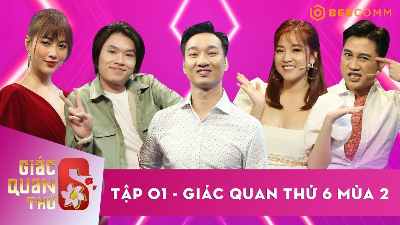 Giác Quan Thứ 6 Mùa 2 | Tập 1: Quang Trung, Puka gây BẤN LOẠN vì màn tư vấn như chuyên gia đỉnh cao