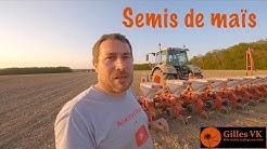 Semis de maïs 2020