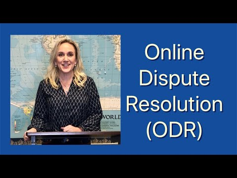 Mediation & Law International Conference Online Dispute Resolution