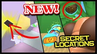 ALL NEW *FREE* ITEM SECRET LOCATIONS! | Roblox Bee Swarm Simulator