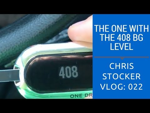 The One with the 400 Blood Sugar - Chris Stocker VLGO Episode 022