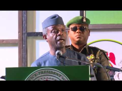 FG Launches National Counter Terrorist Strategy