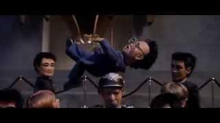 Kim Jong-il death scene from Team America