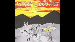 Li'l Luis y los Wild Teens - Rip It, Rip It Up  (Wild Records)