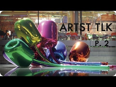 Jeff Koons: Cold Calling Salvador Dali | Ep. 11 Part 2/4 ARTST TLK | Reserve Channel