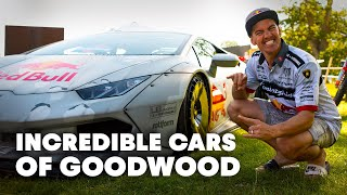 Behind The Scenes At The 2019 Goodwood Festival Of Speed