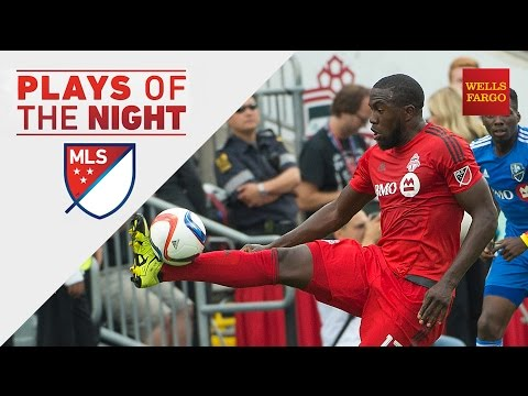 Jozy Altidore's creativity steals the show | Plays of the Night presented by Wells Fargo