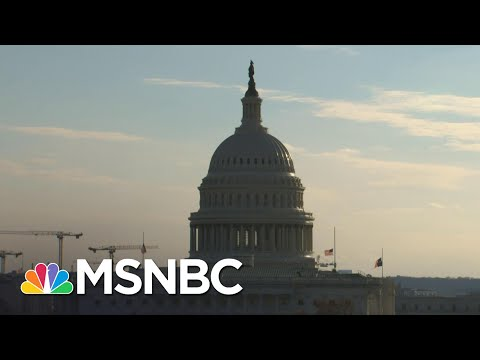 Liability Protection, State Funding Holding Up Latest Relief Bill | Katy Tur | MSNBC