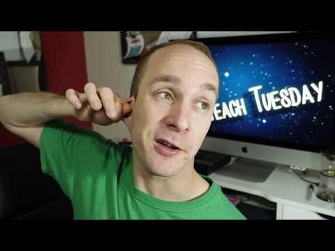 Teach Tuesday - Body Tricks