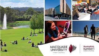 Đại học Macquarie có tốt không ? - Du học Úc nên chọn trường nào ?