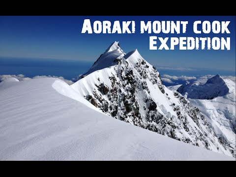 Grand Traverse of Aoraki Mount Cook, Film of the Expedition