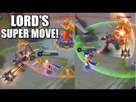 NEW LORD'S SUPER MOVE!