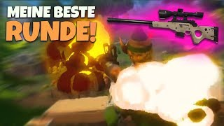 MEINE BESTE RUNDE! | Epischer Sniper Shot! | Fortnite Deutsch
