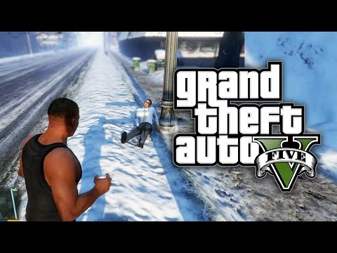 GTA V Mods: Travel to North Yankton!