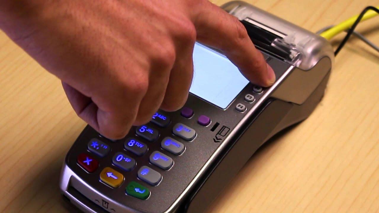 Verifone vx520 Credit Card Terminal | Gravity Payments