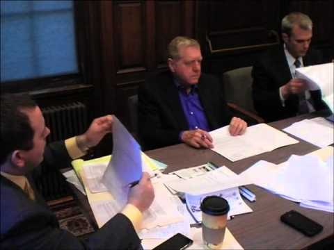 Village Of Goshen, NY  |  04/15/13  Work Session, Board Of Trustees