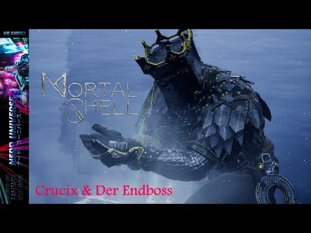 Mortal Shell | Crucix, der Zweitgeborene & Der Endboss