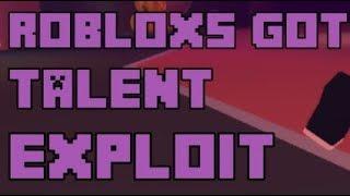 ! ¡Roblox tiene talento Gui Script! ¡Trabajando el 25 de noviembre! •