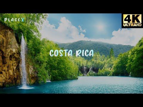 Beauty of Costa Rica in 4K