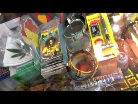 Virtual Tour of King Rasta Tingz Shop, Nairobi