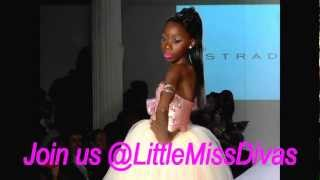 LITTLE MISS DIVA BEAUTY PAGEANT WORLD PREMIERE