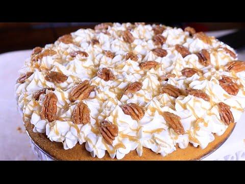 Pumpkin cheese cake - Queenii Rozenblad