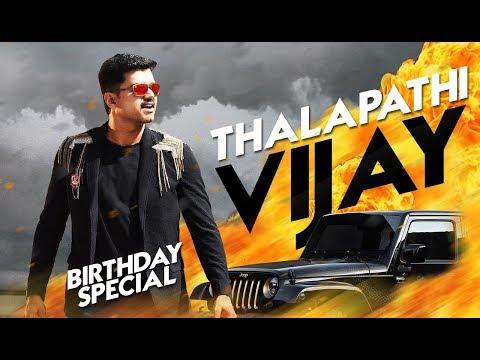 Thalapathy VIJAY | Birthday Special | GV Mediaworks